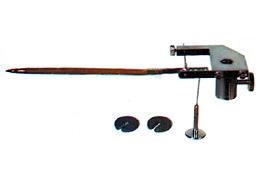 quimografo equipamentos alavanca isométrica